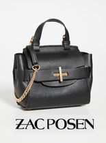 ZAC ZAC POSEN Leather Shoulder Bags