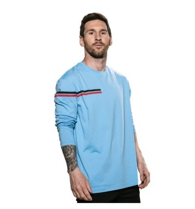 Long Sleeves Plain Cotton Long Sleeve T-shirt