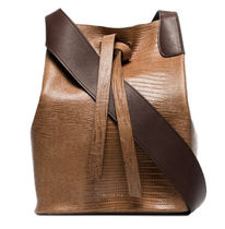 REJINA PYO Casual Style Plain Leather Shoulder Bags