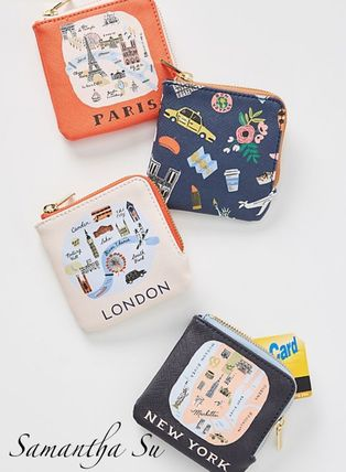 Anthropologie Coin Purses