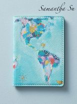 Anthropologie Collaboration Passport Cases