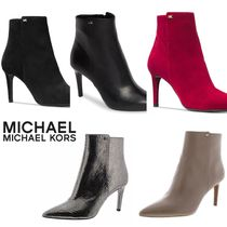 Michael Kors Suede Leather Ankle & Booties Boots