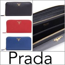 PRADA PRADA Long Wallets