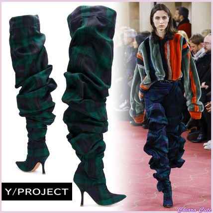 Y PROJECT Ankle & Booties