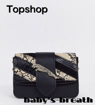 TOPSHOP Other Animal Patterns Party Style Elegant Style