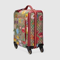 GUCCI Unisex Soft Type Carry-on Bold Luggage & Travel Bags