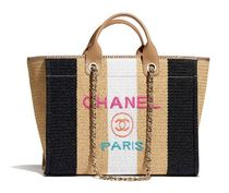 CHANEL DEAUVILLE CHANEL Totes