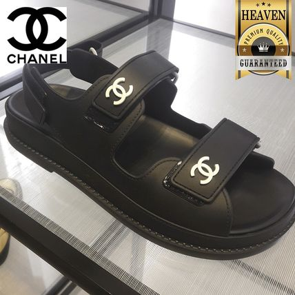 CHANEL More Sandals