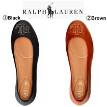 Ralph Lauren Casual Style Plain Office Style Flats