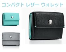 Tiffany & Co Unisex Calfskin Plain Accessories