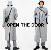 OPEN THE DOOR OPEN THE DOOR More Coats