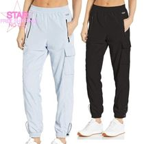 Calvin Klein CK CALVIN KLEIN Casual Style Sweat Nylon Plain Long Sweatpants