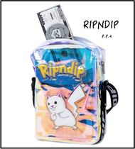 RIPNDIP Casual Style Street Style 2WAY Other Animal Patterns