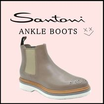 SANTONI Casual Style Boots Boots