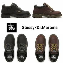 Dr Martens Street Style Collaboration Plain Leather Boots
