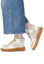 VOILE BLANCHE Low-Top Sneakers