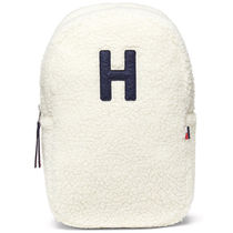 Tommy Hilfiger Casual Style Unisex Plain Backpacks