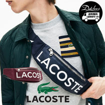 LACOSTE Casual Style Unisex 2WAY Shoulder Bags