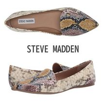Steve Madden Casual Style Other Animal Patterns Office Style