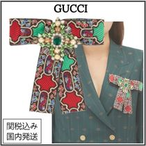 GUCCI Party Style Elegant Style Formal Style  Party Jewelry