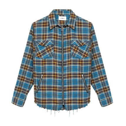 Other Plaid Patterns Jackets