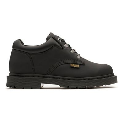 STUSSY Street Style Collaboration Leather Boots