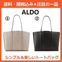 ALDO Casual Style A4 Plain Office Style Elegant Style Totes