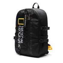 NATIONAL GEOGRAPHIC Casual Style Unisex Street Style A4 Plain Backpacks