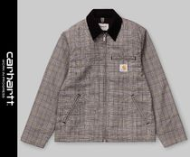 Carhartt Other Check Patterns Street Style Jackets