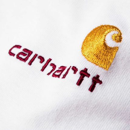 Carhartt Long Sleeve Street Style Long Sleeves Long Sleeve T-shirt Logo 2