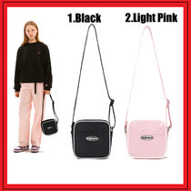 KIRSH Casual Style Unisex Collaboration Shoulder Bags