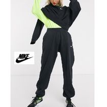 Nike Casual Style Unisex Sweat Street Style Plain Cotton Long