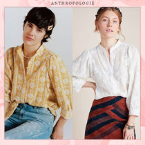 Anthropologie Casual Style Unisex Blended Fabrics Street Style