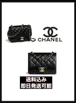 CHANEL MATELASSE CHANEL Shoulder Bags