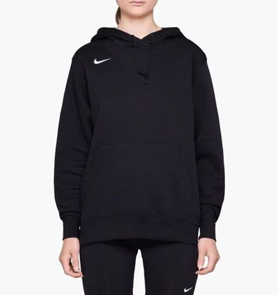 Nike Hoodies Unisex Street Style Long Sleeves Plain Logo Hoodies 6