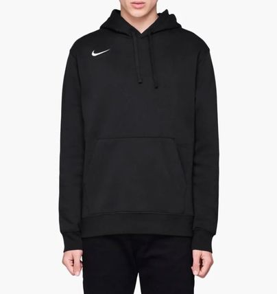 Nike Hoodies Unisex Street Style Long Sleeves Plain Logo Hoodies 8