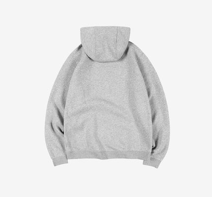 Nike Hoodies Unisex Street Style Long Sleeves Plain Logo Hoodies 5