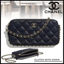 CHANEL MATELASSE CHANEL Clutches