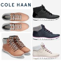 Cole Haan ZEROGRAND Leather Ankle & Booties Boots