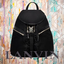 LANVIN Casual Style Backpacks