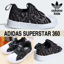 adidas SUPERSTAR Blended Fabrics Street Style Baby Girl Shoes