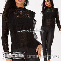 Little Mistress Long Sleeves Medium Party Style Shirts & Blouses