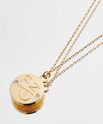 Unisex Street Style Necklaces & Pendants