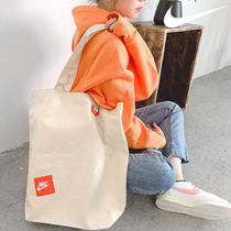 Nike Casual Style Unisex Canvas Blended Fabrics Street Style A4