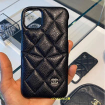 CHANEL MATELASSE CHANEL Smart Phone Cases