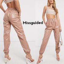 Missguided Missguided Leather & Faux Leather