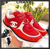 CHANEL SPORTS CHANEL Low-Top