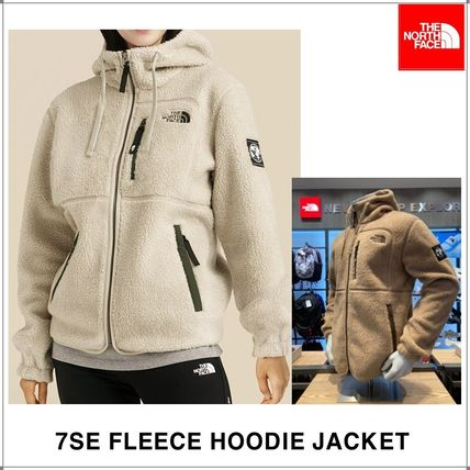 THE NORTH FACE Short Casual Style Unisex Fleece Jackets Jackets