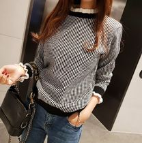 Gingham Sweaters