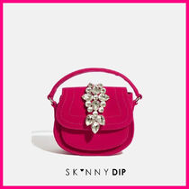 SKINNYDIP Party Style Elegant Style Shoulder Bags